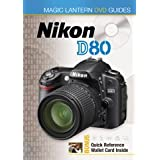 Nikon D80 Magic Lantern DVD Guides - (Tutorial DVD) ~ Lark Books