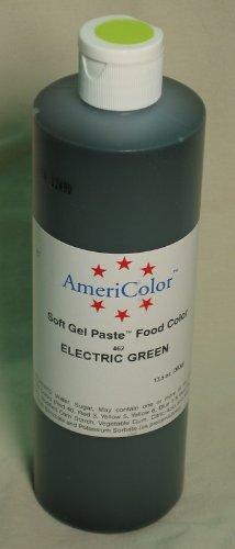 Americolor Food Color Electric Green 13.5 Oz (Americolor Electric Colors compare prices)