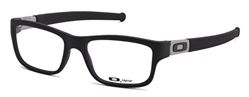 Oakley Marshal OX8034-0151 Eyeglasses Satin Black Clear Demo 51 17 (Oakley Frame Glasses compare prices)