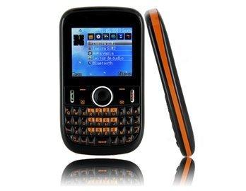 2.2 'Tft Screen Quad-Band Dual Sim Dual Standby Mobile Phone (Orange) Fgf110 Java Fm Camera Tv Bluetooth +4 Gb Tf Card Support