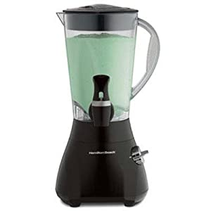Hamilton Beach 54615b Wavestation Express Dispensing Blender with 48-ounce Jar, Black