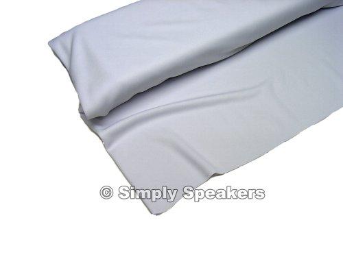 Speaker Grill Cloth, White Speaker Grill Fabric For Speaker Repair