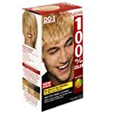 Garnier 100% Color Vitamin-Enriched Gel Crème, DO-1 Bleach Blonding