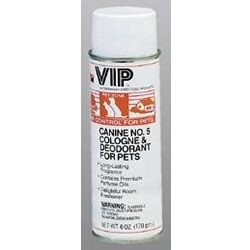 Vo-Toys VIP Canine No. 5 Cologne & Deodorant for Dogs and Cats
