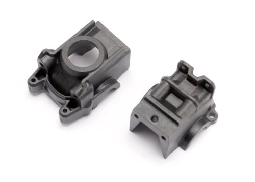 Traxxas 6880 Rear Differential Housings Slash, 4 x 4 - 1