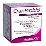 HEALTH AID - 30CAP CRANPROBIO HEALTH AID