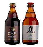 Belgian Beers Mix - Case of 20