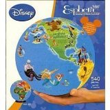 """9"""" Esphera Disney Globe - 1"""