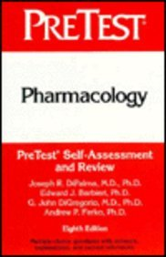 Pharmacology: Pretest Self-Assessment and Review (Basic Science Series)
