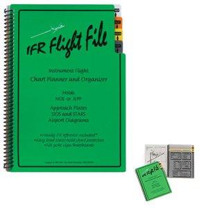 IFR Flight File III (Chart Planner/Organizer) from Aero Phoenix