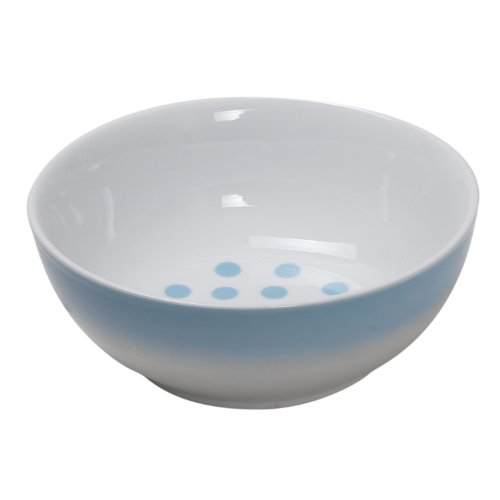Summer Vacations 6-Inch Cereal Bowl (Blue) by Loveramics