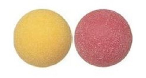 Official Classic Pink Yellow Tornado Foosballs - 1