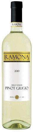 Ramona Singer Pinot Grigio 2010 750ML