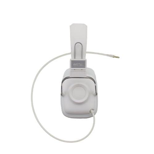 WeSC ヘッドホン/ Maraca (White)の写真02。おしゃれなヘッドホンをおすすめ-HEADMAN(ヘッドマン)-