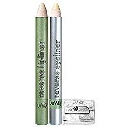 DuWop Cosmetics Reverse Time Lipliner & Eyeliner Duo-Nude (Duwop Reverse Lip Liner compare prices)