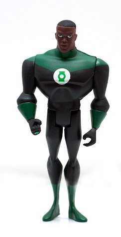 Justice League Unlimited Green Lantern Action Figure - 1