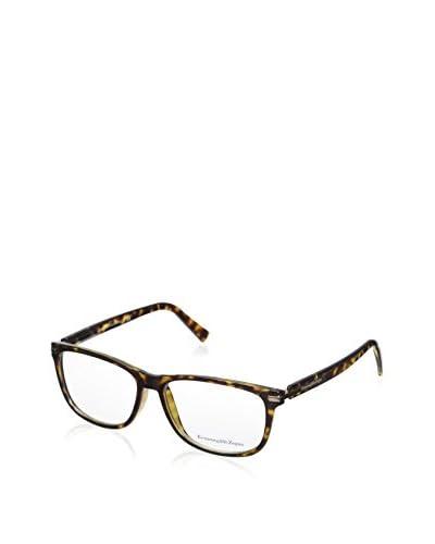 Ermenegildo Zegna Men's EZ5005 Eyeglasses, Dark Havana