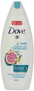 Dove go fresh Restore Body Wash 354ml