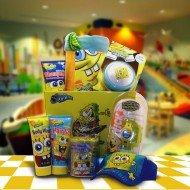 Christmas Gift Baskets Spongebob Ultimate Gifts for Kids