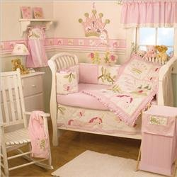 Princess Crown Bedding front-1032307