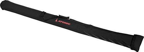 Atomic AL5011110 Nordic - Sacca da sci, 40 litri, per 1 paio di sci, colore: Nero