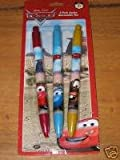 Disney Cars 3 Pack Jumbo Retractable Pens