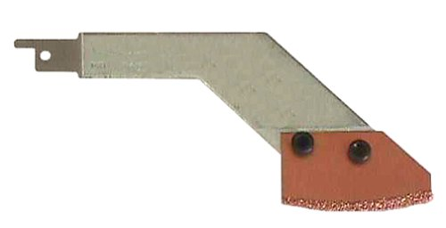 Grout Grabber GG001 Grout Removal Tool for Most Reciprocating Saws or Sawzalls