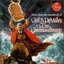 Music From The Soundtrack Of Cecil B. DeMille's The Ten Commandments