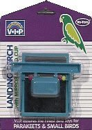 Vo-Toys Bird Perch with Mirror and Seed Cup
