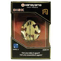 Cheap Sababa Toys Hanayama Level 2 Cast Puzzle – Disk (B003NU8VJ6)