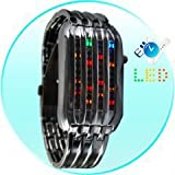 The Cylon – Japanese Style Multicolor LED Watch