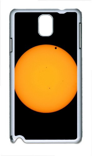 Venus And Sun Telescope Polycarbonate Hard Case Cover For Samsung Galaxy Note Iii/ Note 3 / N9000 White