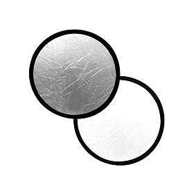 """White /& Translucent Includes Deluxe Carrying Case For The Olympus Evolt PEN E-P3 PEN E-P2 PEN E-PL3 OM-D E-M5 E-PL1 Polaroid Pro Studio 42/"""" 5-In-1 Collapsible Circular Reflector Disc Black E-PM2 GX1 E E-PL5 Silver E-PM1 Gold E-PL2 E-M1"""