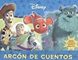Arcon de cuentos: Disney/Pixar: Disney/Pixar, Spanish-Language Edition (Spanish Edition)