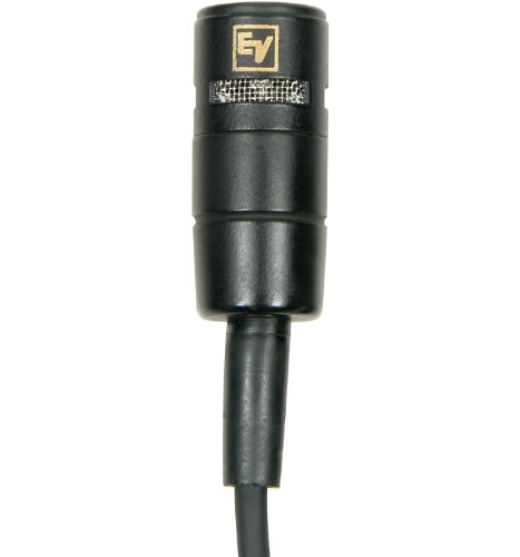 Electro-Voice Re92L Lavalier Microphone Wide, Smooth Frequency Response, Cardioid Polar Pattern