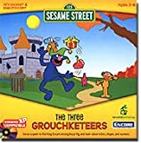 Sesame Street - The Three Grouchketeers