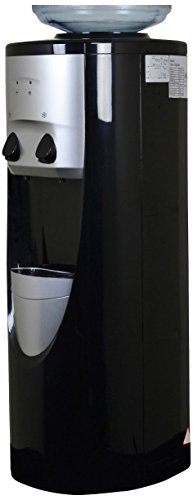 NewAir WCD-210BK Hot and Cold Water Dispenser, Black