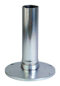 Garelick Ribbed Series Fixed Height Pedestal