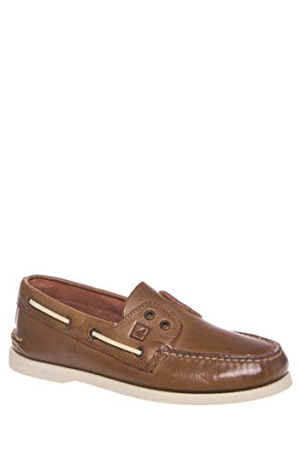 Men's A/O 2-Eye Slip On Boat Shoe