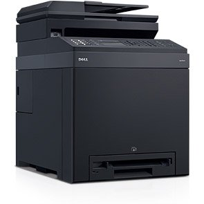 Brand New, and Factory Sealed [3-Years Warranty] +++ Dell 2155cn Multifunction Color Laser printer, which can serve as your scanner, copier, fax machine and printer with 3-Years Next Business Day Warranty [Dell PN: 2155cn-3Y]