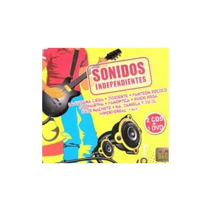 Cover V.A.   Sonidos Independientes (2012) [DVD5]