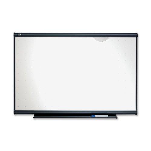 Quartet TE543G Quartet Total Erase Marker Board 36 x 24 White Graphite FrameB0000AQO8Q : image