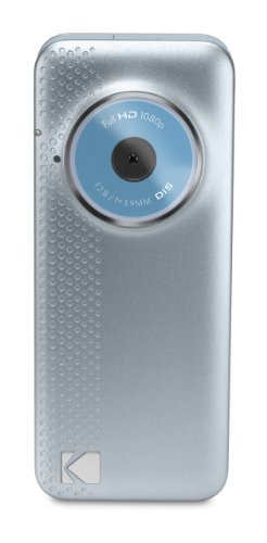 Kodak PlayFull HD Video Camera - BlueSilver (New Model)