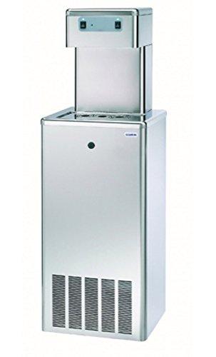 Refroidisseur d'eau banc de glace - L480 x P560 x H1480 mm - COSMETAL