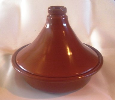 20cm Terracotta Tagine