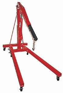 Torin Jack Torin T32002 Engine Hoist with Load Leveler - 2 Ton at Sears.com