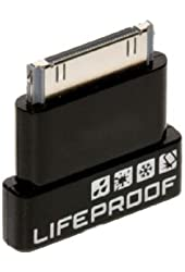LifeProof Data Cable for Apple iPhone 4/4S - Retail Packaging - Black