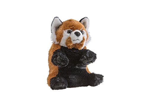 Wild Republic Switch A Rooz Panda/Red Panda Kung and Pao Plush