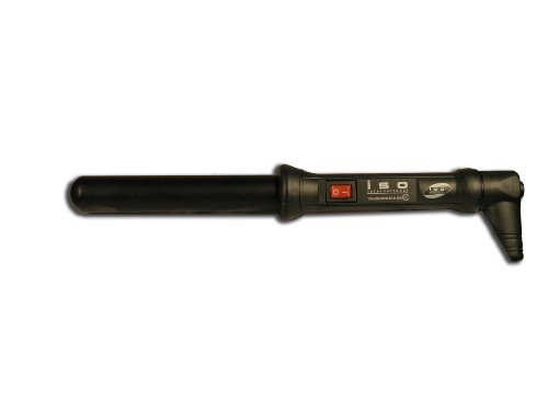 Find cheap price iso beauty twister curling iron 25mm for Iso curling wand