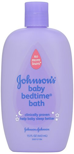 Johnson's, Baby Bath bedtime bath, 15 fl oz - 1